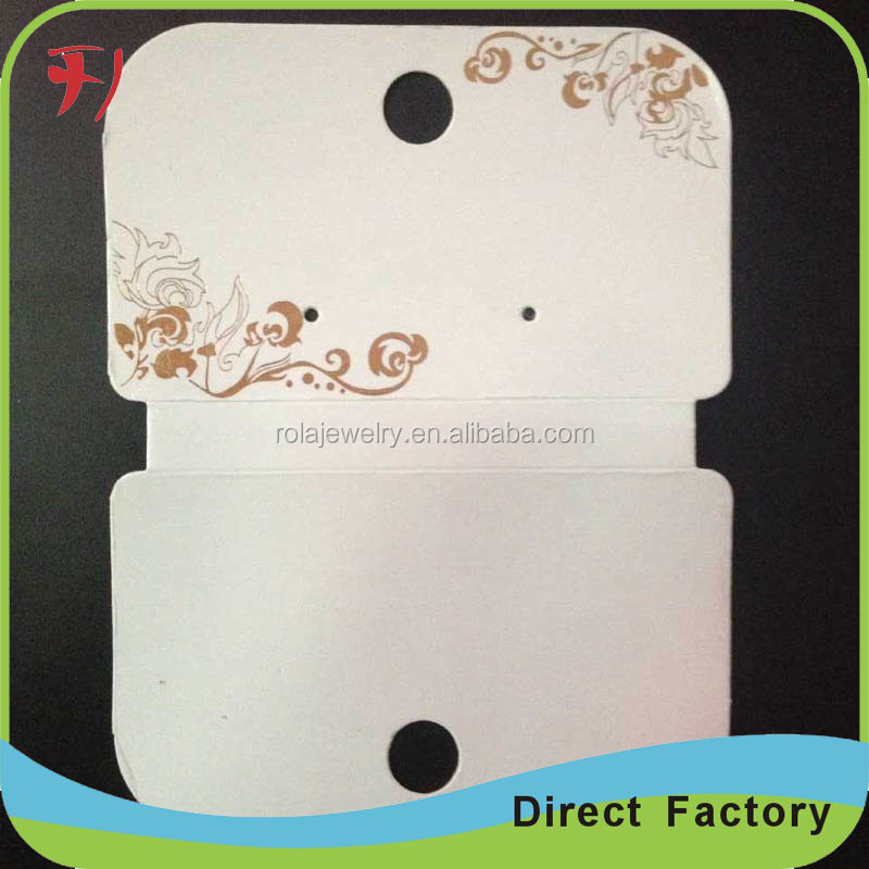 factory price paper print hang tag lock free design hang tag with rope and safety pin