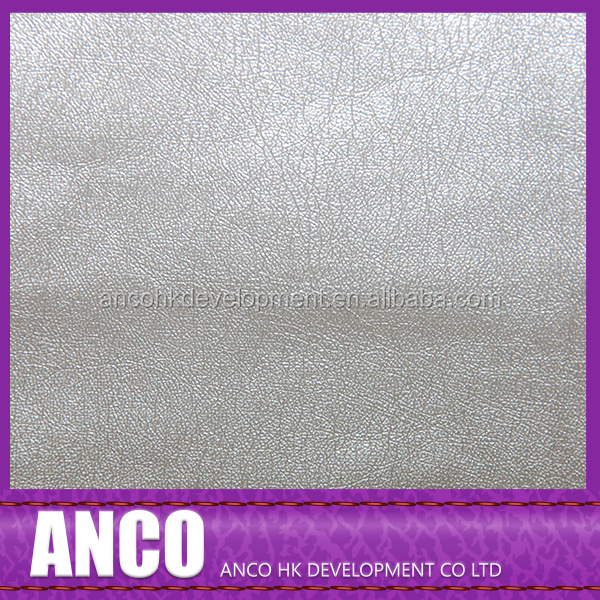 Amara veg tanned PU synthetic leather for Malaysia