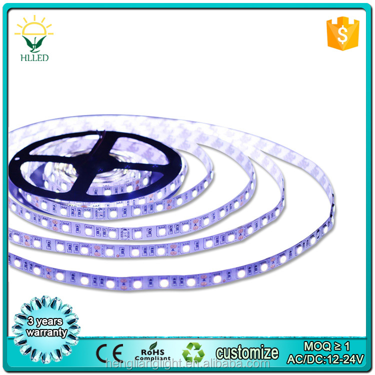 fast delivery 3014 30pcs led waterproof motorcycle led strip light 12v