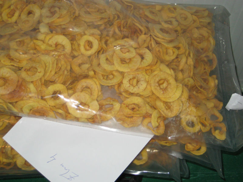 dried organic apple