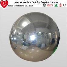 Hot products double layer flat inflatable mirror balloon for sale