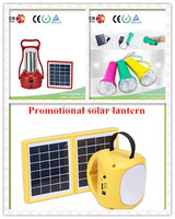portable Solar led lantern with USB Radio solar emergency light with solar panel
