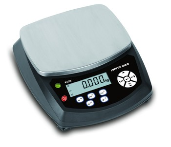 RS232 30kg electronic digital weighing Scale for market with ticket printer