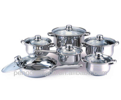 white safe cookware cooking pots
