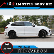 Auto Tuning For Cayenne 958 Wide LM Style Body Kit For Porsche Cayenne 958 Body Kit