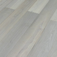 White wood texture flooring,European oak flooring,three layer Engineered Wood Flooring