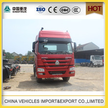 China Sinotruk howo Shacman CAMC tractor truck for sale kenya