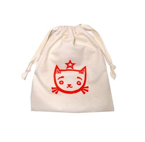 Top quality professional cotton shoe bag for customized