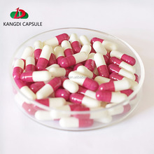 Custom Color Size 00 0 1 2 3 Empty Hard Gelatin Capsule as Buyer Request