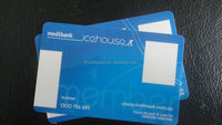 Free design printable pvc id card/ PVC portrait cards