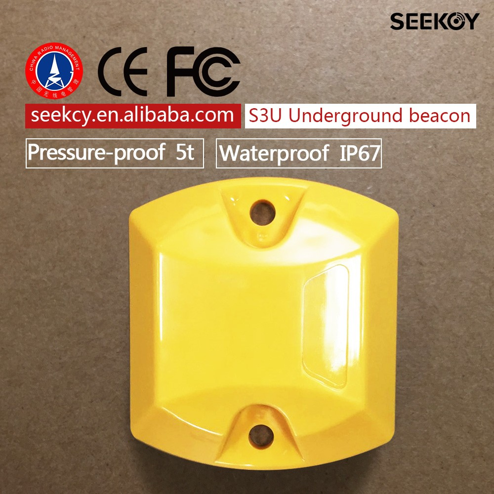 Bluetooth 4.0 beacon module,ultra low power Dialog 14580 outdoor ibeacon tag, pressure-proof beacon