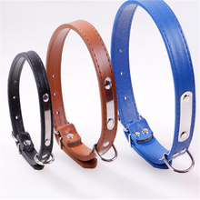 Adjustable New Model Low Price Pet Dog Collar And Leash Non-toxic Collar