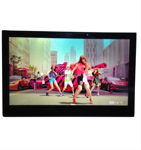 15.6inch lcd display advertising player Picture Frame