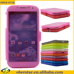Flip TPU mobile phone Case for Samsung galaxy S4/ I9500