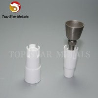 Universal Domeless Infiniti Titanium Nail 14mm - 18mm with baseball hat carb cap titanium smoking nail
