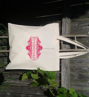 Promotional customized organic cotton bag