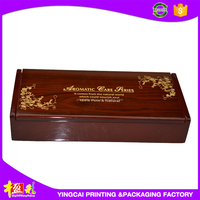 Hot selling high quality nature wooden crate wooden box for sale for wholesales