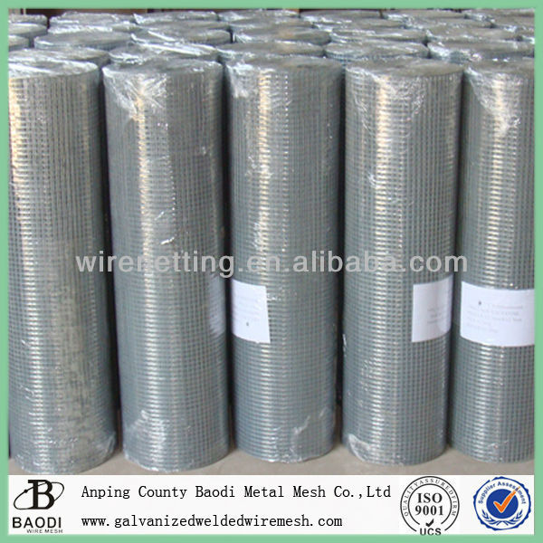 galvanized carbon steel roofing welded wire mesh 3315