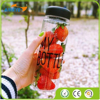 New Water Bottle Korea Japan Today's Special My Bottle Sports Fruit Juice Cup