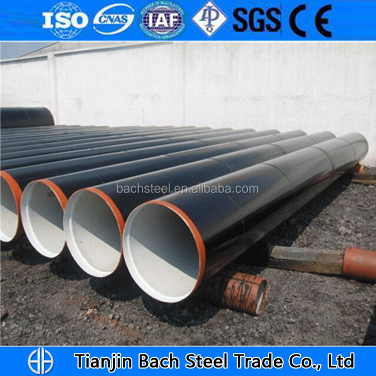 2016 new product AAA Quality astm a56 diameter 120mm erw steel pipe