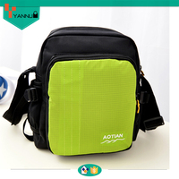 high quality waterproof outdoor leisure plain shoulder bag high quality low price wholesale for youth