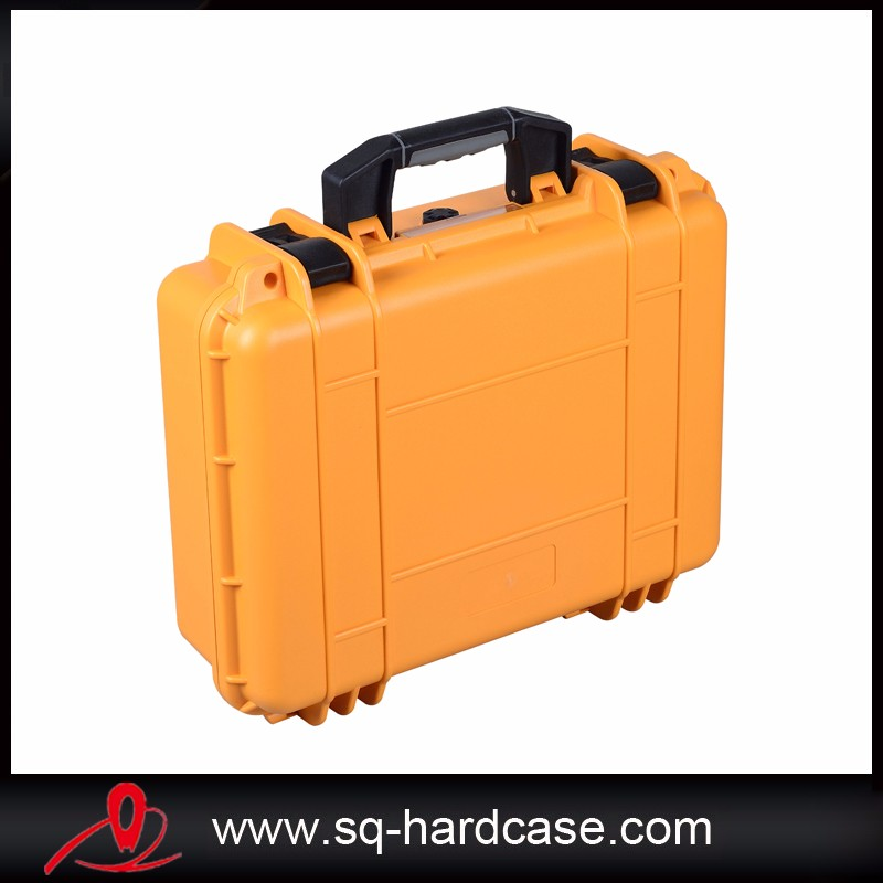 alibaba 2016 best selling plastic equipment carrying handle case