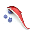 110V/220V Home Use Dolphin Shape Tapping vibrating hand body massager