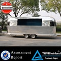 airtrailer5 the new mini mobile food carts for sale