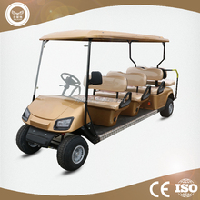 New Arrival Cheap Price 8 Seater Golf Cart Use As Sightseeing Bus