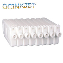Ocinkjet PFI 706 Empty Refillable Ink Cartridge With Chip For Canon iPF 8400 9400 8410 9410