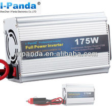 Portable 175w car power inverter with USB dc to ac through cigarette lighter