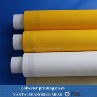 flash dryer polyester screen printing mesh for silk screen Stencil