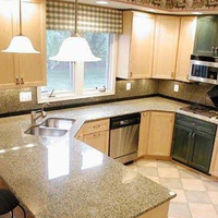 granite kitchen counter top/granite counter top/granite countertop