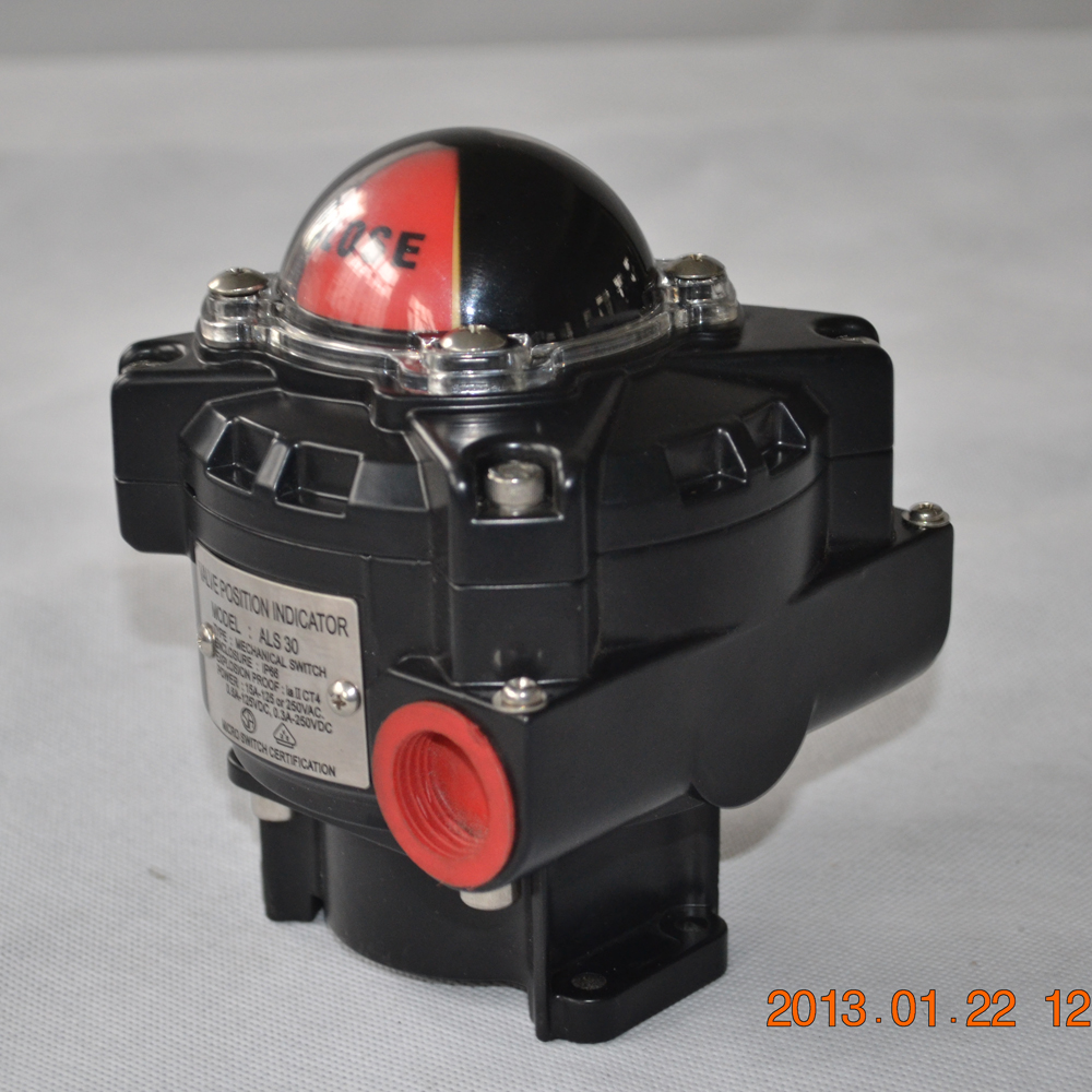 China made cheap price high quality APL3N explosion-proof limit switch box valve monitor