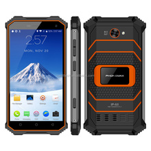 Factory Supplier 2018 New Product 4G LTE Rugged Smartphone 5 Inch IP68 Android 7.0 2GB 16GBlow price china mobile phone