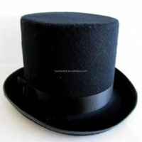 Felt Hat Felt Fedora Hat For