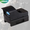 Ohhunt Compact Tactical Hunting Parallax Free Mini Micro Reflex Holographic Red Green Dot Sight Scope 20mm Weaver Rail Mount