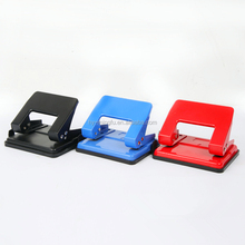 Office Stationary Two Paper Hole Punch Manual Paper Craft Punch