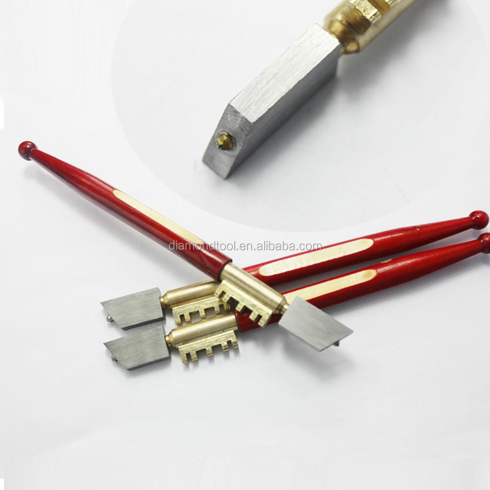 Wood Tools For Cutting Firewood ~ Professional diamond glass cutting tools wood handle