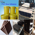 PVC glue for bonding PVC film,imitation leather laminated and MDF process of speaker/wood door/furniture VSM8012