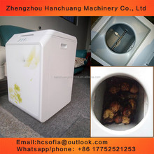 home use Full automatic waste food recycling machinery/food waste composting machine