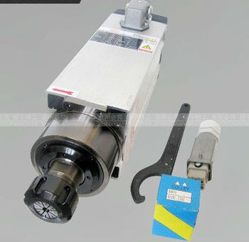 Square Air Cooled Like Italy Hsd Spindle Motor For Cnc Router Machine Buy Italy Hsd