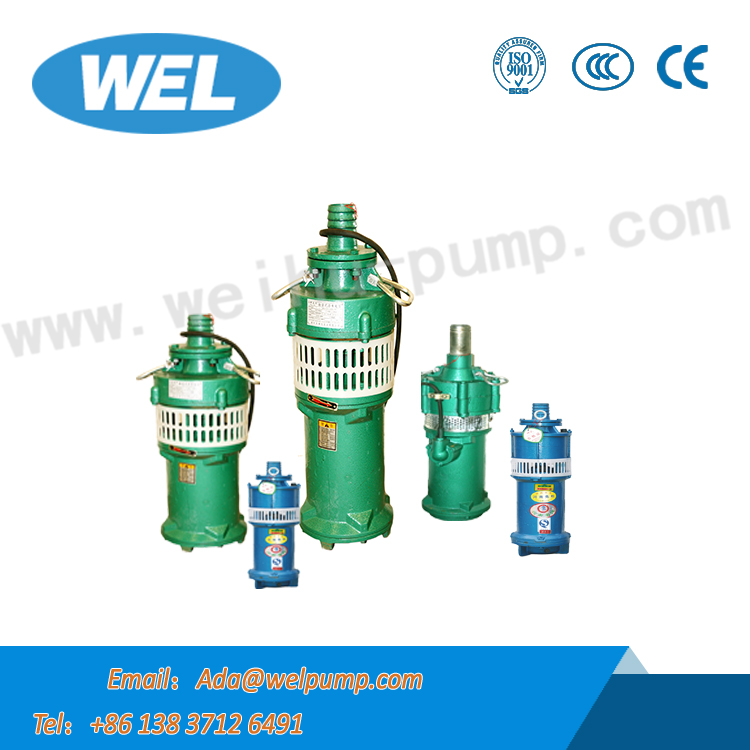 4 inch 5 hp High-quality Electric Submersible/Immersed Oil Pump