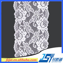 Stretch french trimming mesh knitted elastic lace trim lace ribbon