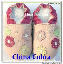 top quality top seller fashion soft sole genuine leather baby shoes