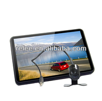 5.0 inch GPS Navigation +Wifi car DVR camera RLDV-9760