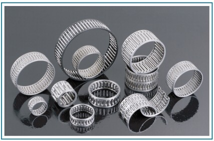 Radial Needle Roller Bearing And Cage Assemblies Thrust Washer Drawn Cup Clutches Double Rollers Special Design Needle Bearings
