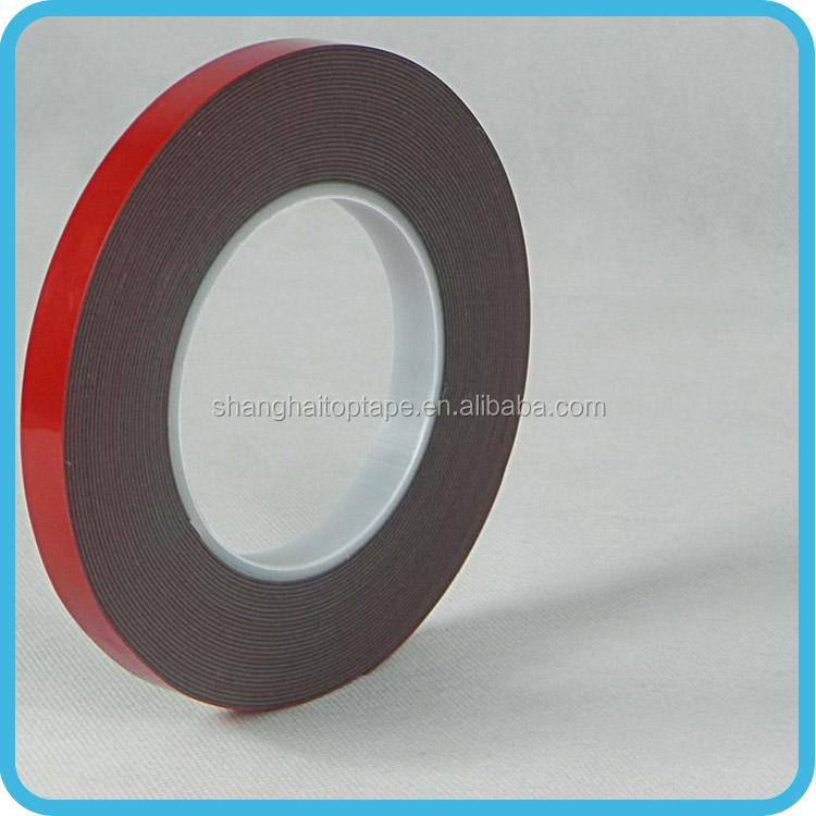 Good sticky most popular acrylic clear tape self adhesive