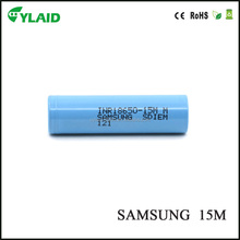 18650 battery 3000mah for samsung 15A 18650 3.7v rechargeable batteries
