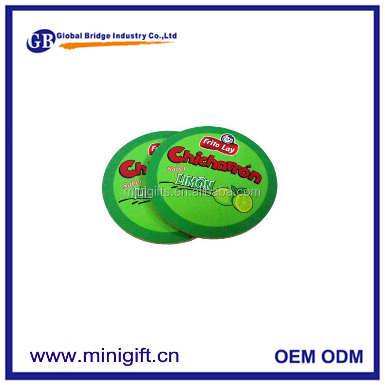 Wooden MDF Round Placemat for wholesale